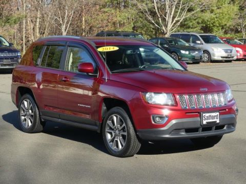 Pre-Owned 2014 Jeep Compass FWD 4dr Limited