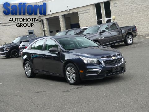 Pre-Owned 2015 Chevrolet Cruze 4dr Sdn Man L