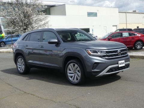2020 Volkswagen Atlas Cross Sport V6 SE with Technology with 4MOTION®
