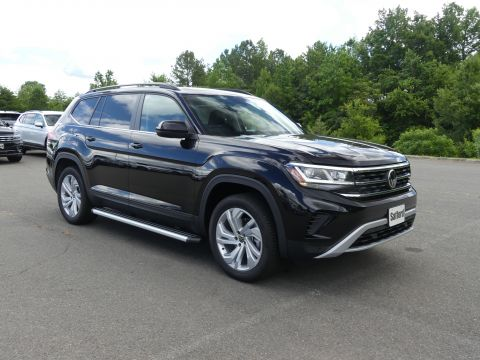 New 2021 Volkswagen Atlas V6 SE with Technology