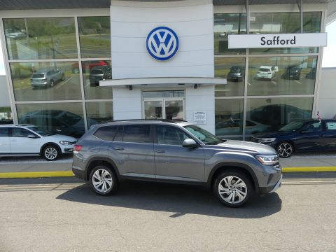 2021 Volkswagen Atlas V6 SE with Technology with 4MOTION®
