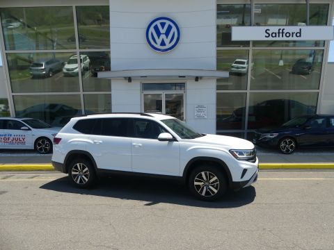 2021 Volkswagen Atlas SE with 4MOTION®