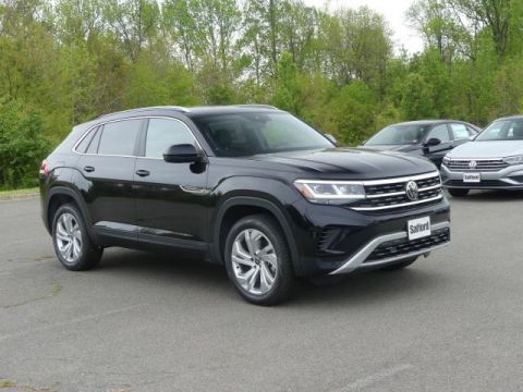 2020 Volkswagen Atlas Cross Sport SEL with 4MOTION®