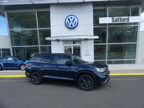 2021 Volkswagen Atlas V6 SE with Technology R-Line with 4MOTION®