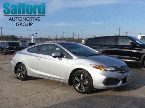 Pre-Owned 2015 Honda Civic Coupe 2dr CVT EX