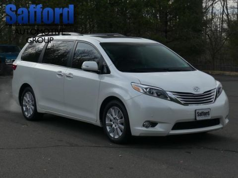 Pre-Owned 2016 Toyota Sienna 5dr 7-Pass Van Ltd FWD (GS)