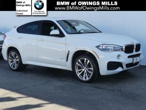 Pre-Owned 2018 BMW X6 xDrive35i Sports Activity Coupe
