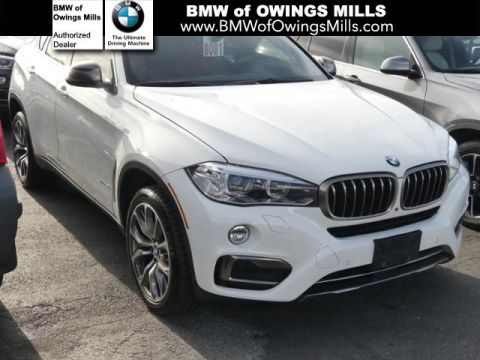 2017 BMW X6 xDrive50i Sports Activity Coupe