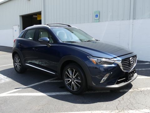 Pre-Owned 2017 Mazda CX-3 Grand Touring AWD