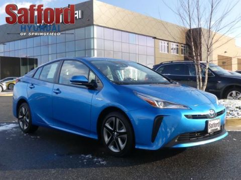 Pre-Owned 2019 Toyota Prius Limited (Natl)