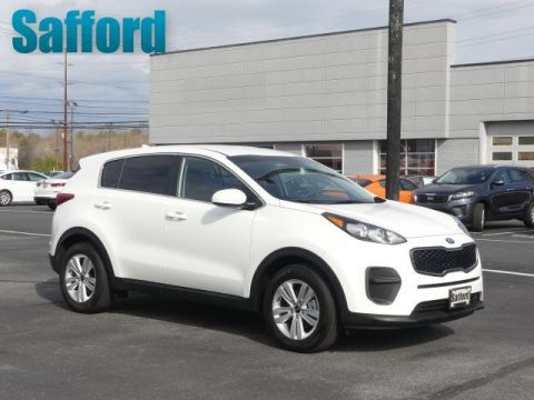 Certified Pre-Owned 2019 Kia Sportage LX FWD