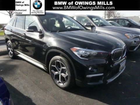 2019 BMW X1 sDrive28i Sports Activity Vehicle